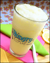 HG's Freezy-Cool Lemon Slushie