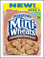 Who's an Itty Bitty Wheat Square?! YOU ARE!!!