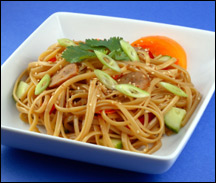 Cold Sesame Noodles, Average