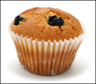 Blueberry Muffin, Average