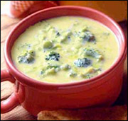 Broccoli Cheddar Soup, Average