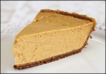 Pumpkin Cheesecake, Average