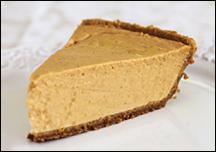 Pumpkin Cheesecake, Average