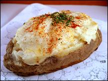 HG's 2-Good Twice-Baked Potato