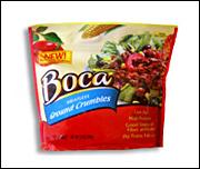 No Freezer-Burn for Boca!