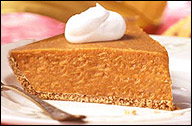 HG's Too-Good-To-Deny Pumpkin Pie