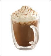 Starbucks Hazelnut Signature Hot Chocolate