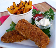 HG's De-lish Fish 'n Chips