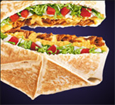 Taco Bell's Spicy Chicken Crunchwrap Supreme