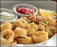 Romano's Macaroni Grill Calamari Fritti