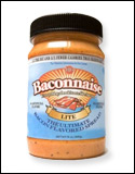 Reduced-Fat Mayo + Bacon Flavor = WOWOWOW!!!!