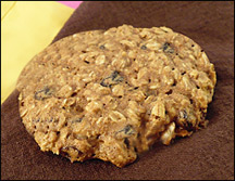 HG's Oatmeal Raisin Softy