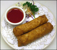 Egg Rolls, Average