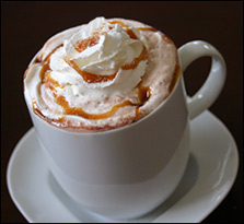 HG's Sweet 'n Salty Caramel Cocoa