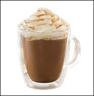 Starbucks' Salted Caramel Signature Hot Chocolate