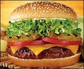 Red Robin's Banzai Burger