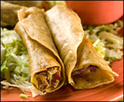 Taquitos, Average