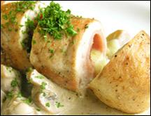 Chicken Cordon Bleu, Average