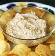 Caramelized Onion Dip, Average