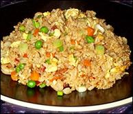 Fried Rice, Average