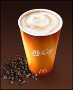 McD's Coffee News!