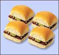 White Castle's Slyder Hamburger Singles