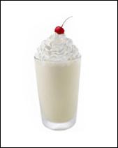 Vanilla Milkshake, Average