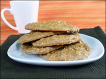 HG's Peanut Butter Oatmeal Softies