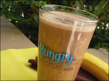 HG's Chocolate-Banana Smoothie