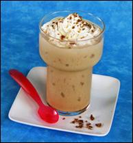HG's Toffee Crush Coffee Shake