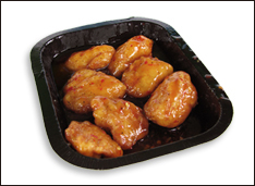 Wendy's Sweet & Spicy Asian Boneless Wings
