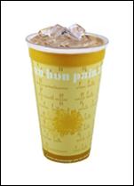 Au Bon Pain's Iced Chai Latte