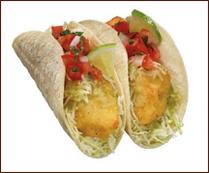 Fried Fish Tacos, Average