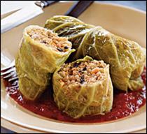 Stuffed Cabbage, Average