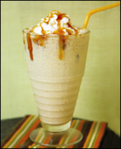 Caramel Apple/Apple Pie Shake, Average
