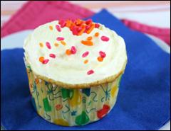 HG's Very Vanilla Fluffcakes