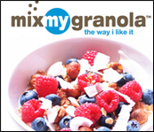 Granola for Control Freaks!