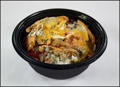 Jack in the Box's Southwest Chicken Bowl