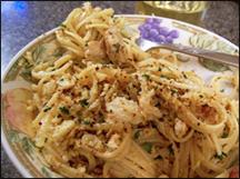 Chicken Carbonara, Average