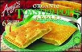 Amy's Organic Apple Toaster Pops