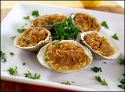 HG's Baked Clam Halfsies