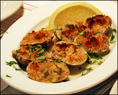 Baked Clams, Average