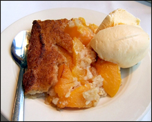 Peach Cobbler, Average