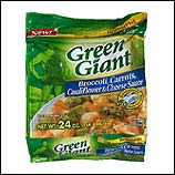 Green Giant Broccoli, Cauliflower, Carrots and Cheese