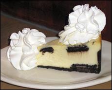 The Cheesecake Factory's Oreo Cheesecake