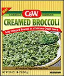 C&W Creamed Broccoli