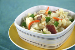 HG's German-ish Potato-ish Salad
