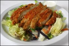 Chili's Boneless Buffalo Chicken Salad