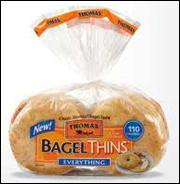 Thomas Everything Bagel Thins Bagels  Reviews