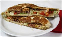 Taco Bell's Bacon Ranch Tortada